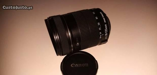 Canon ef-s 18 - 135 is