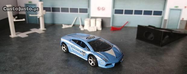 Lamborghini gallardo lp-560-4 polizia matchbox