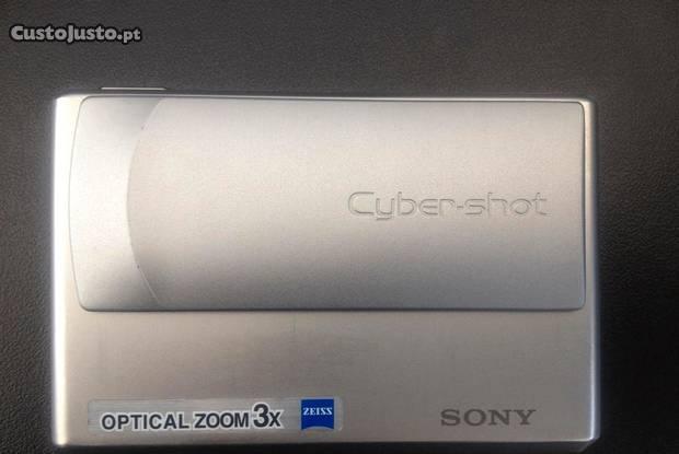 Sony cyber-shot dsc t1 com avaria