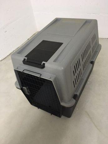 Caixa transportadora cão
