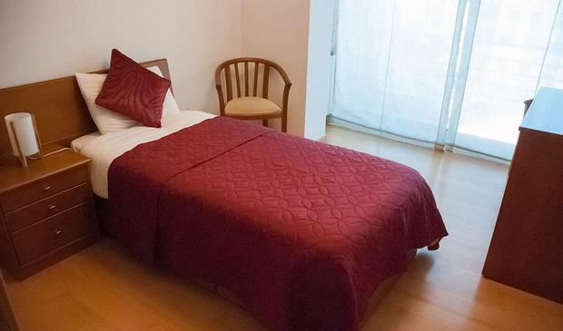Apartamento t3 duplex mobilado c/ varanda último a