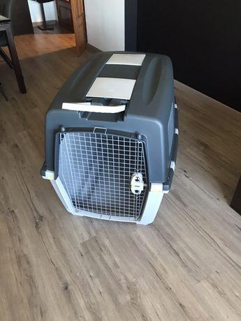 Caixa transporte cão