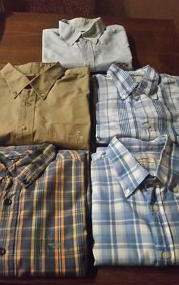 Camisas para homem várias marcas