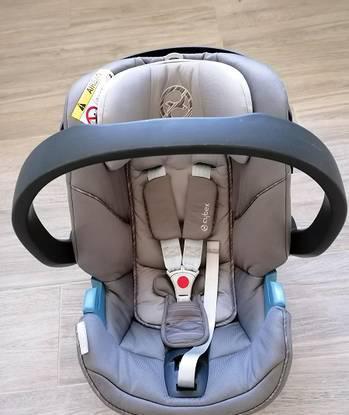 Cadeira auto cybex grupo 0