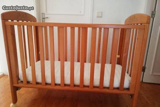 Cama para bebé/criança como nova