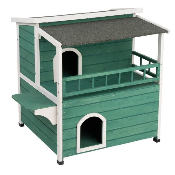 Casa sunroof para gatos e cães pequenos