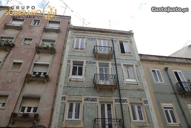 Apartamento t3 - são vicente - lisboa