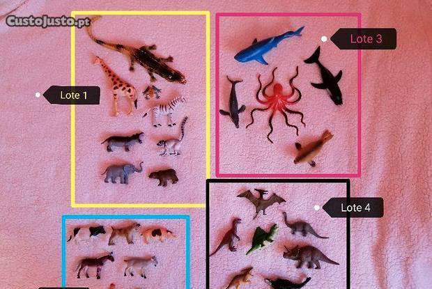Lotes de brinquedos - ler descrição