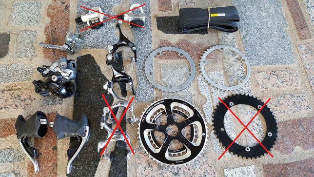 Material ciclismo/estrada/btt/enduro
