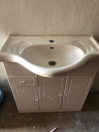 Movel wc com lavatório