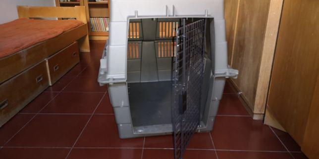 Caixa transportadora de animais de estimação /canil