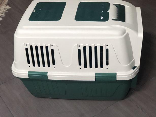 Caixa transporte animais (caes / gatos)