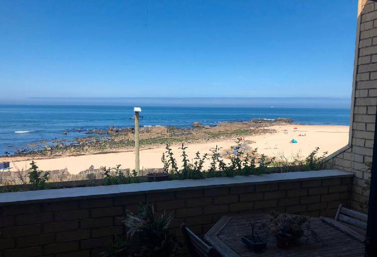 T2 duplex em frente a praia da madalena