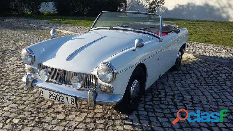 Mg Midget Roadster 6000 €