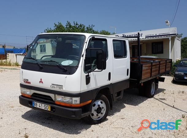 Mitsubishi Canter DI D Cab. Dupla 2500 €