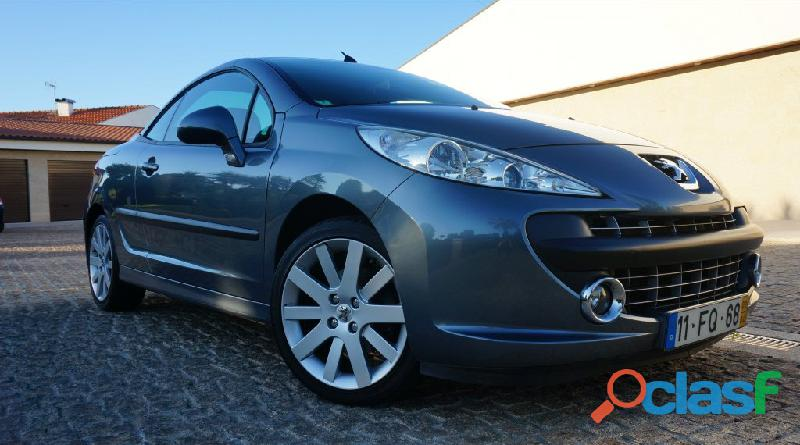 Peugeot 207 CC 1.6 HDi FAP Sport 3800€