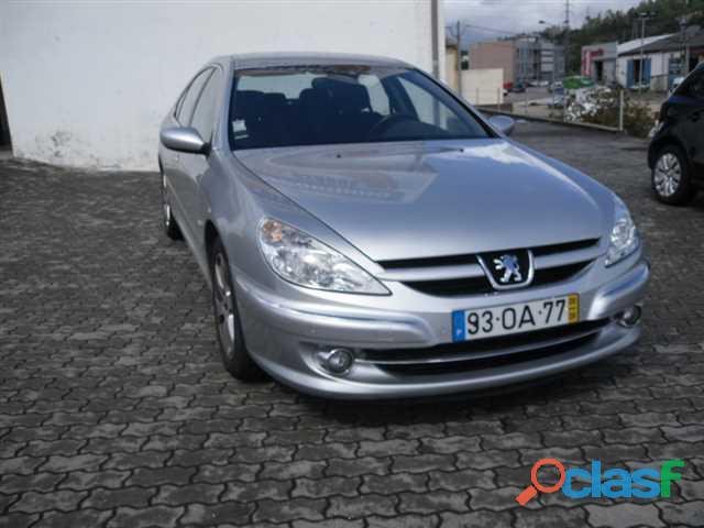 Peugeot 607 2.0 HDi Executive 6000