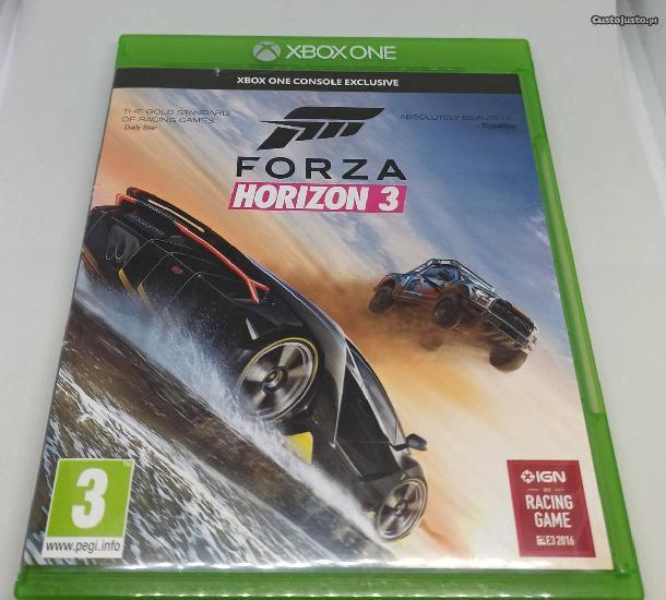 Forza horizon 3 - xbox one - portes grátis