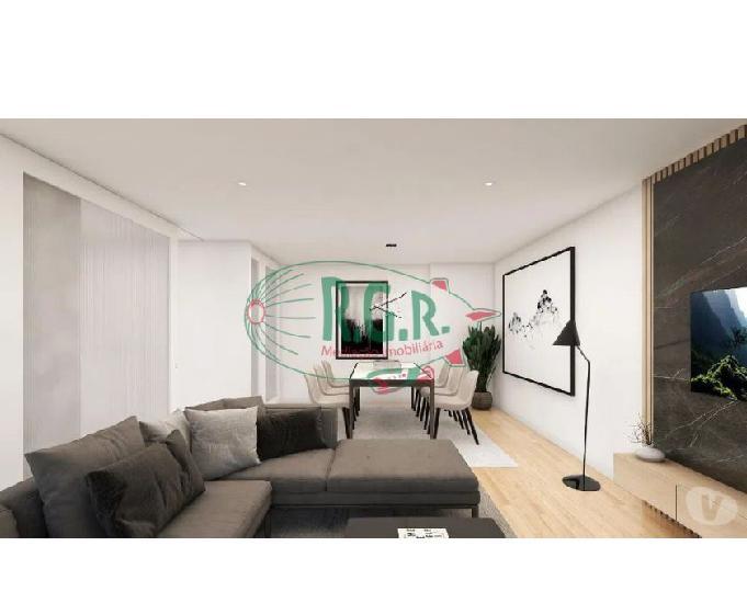 Apartamentos em construção - t2 - metro venda nova