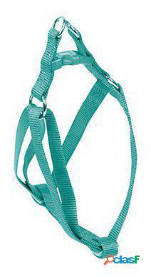 Nayeco básico dog harness tamanho xl aquamarine 100 gr