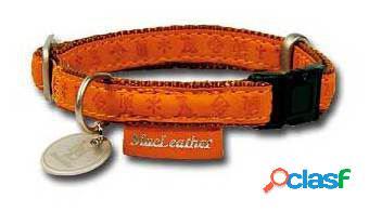 Nayeco macleather colar cão castanho xl 200 gr