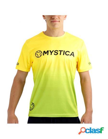Camiseta mystica tifon 2.0 - roupa de padel mystica