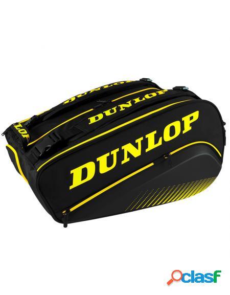 Paletero Dunlop Thermo Elite Amarillo 20 - Mochilas padel