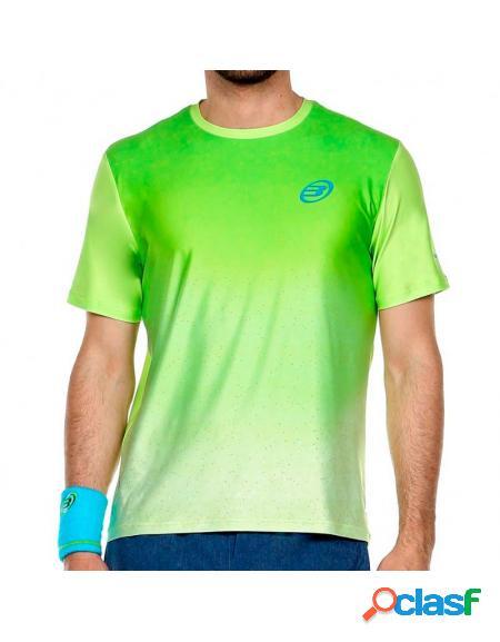 Camisa borgonha bullpadel araguel 2020 - roupa padel bullpadel