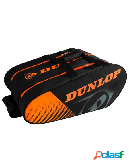Paletero Dunlop Thermo Play Naranja 2020 - Mochilas padel