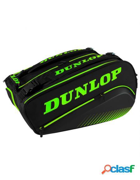 Paletero dunlop thermo elite verde 2020 - mochilas padel