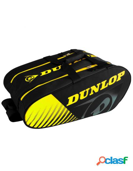 Paletero dunlop thermo play amarillo 202 - mochilas padel