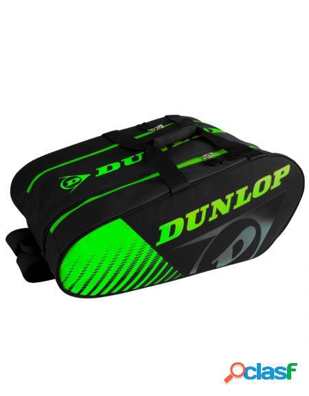 Paletero dunlop thermo play verde 2020 - mochilas padel