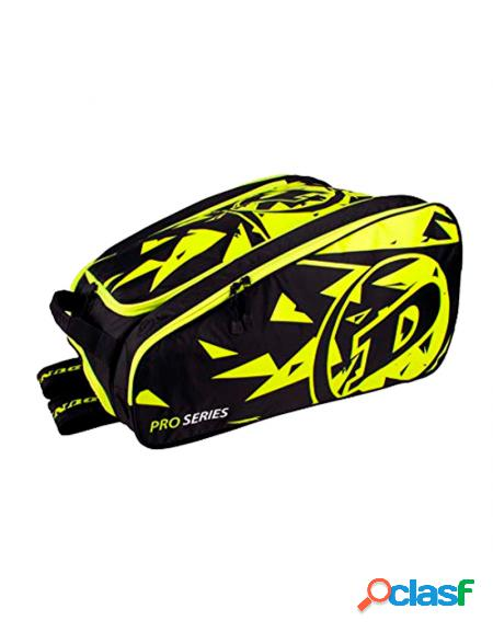 Paletero dunlop thermo pro team amarillo - mochilas padel