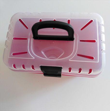 Gaiola roedores caixa transporte feno desinfectante limpeza