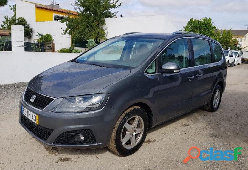 SEAT Alhambra 2.0 TDI 9500 EUR