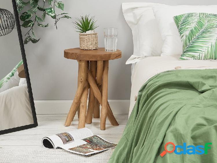Mesa de apoio - mesa de café - madeira - merritt
