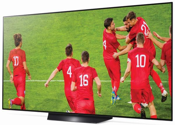 Smart tv lg 55b9s oled 55