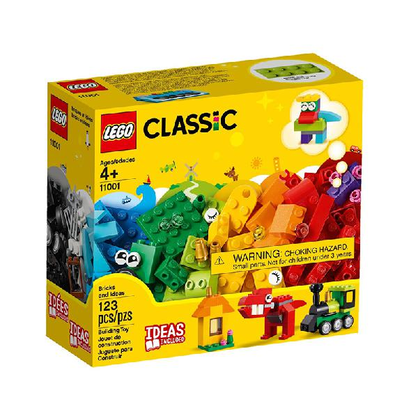 Lego classic – tijolos e ideias 11001