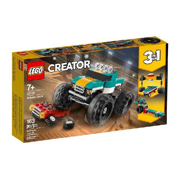 Lego creator – camião gigante 31101