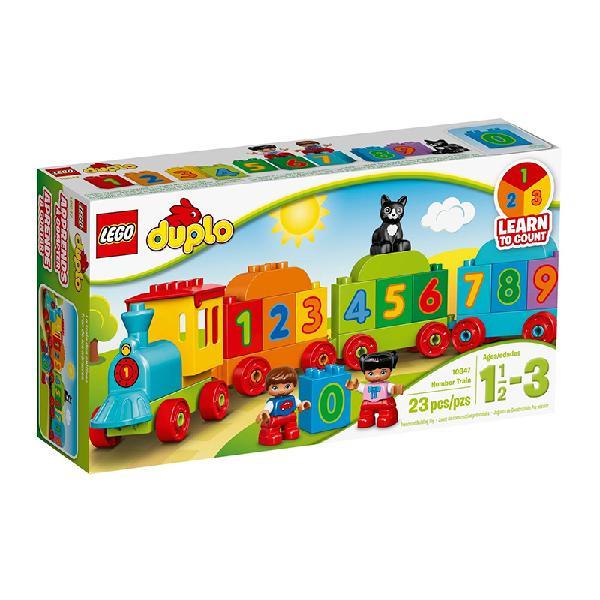 Lego duplo – comboio dos números v29 10847