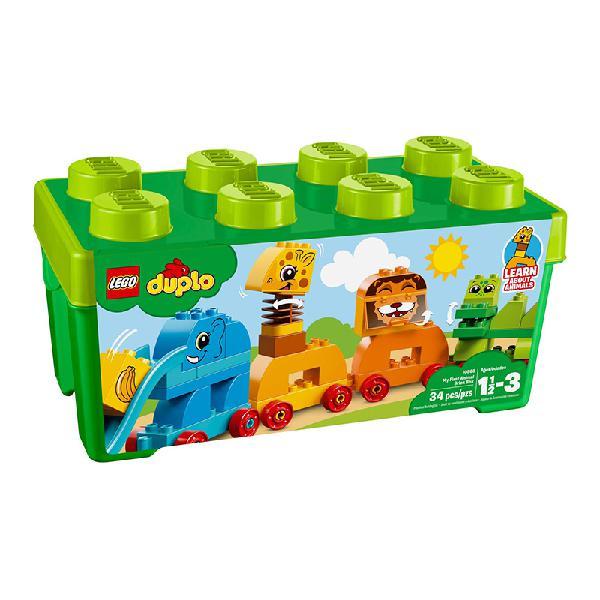 Lego duplo – minha primeira caixa 10863