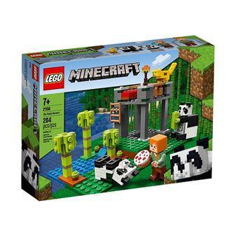 Lego minecraft 21158 creche dos pandas