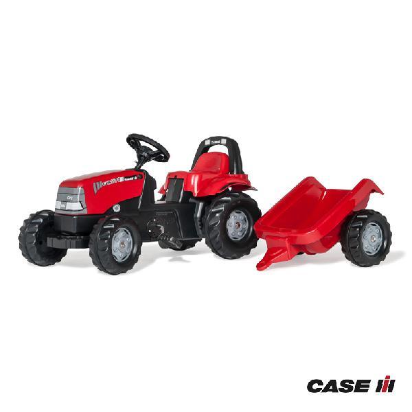Trator case cvx 1170 + reboque