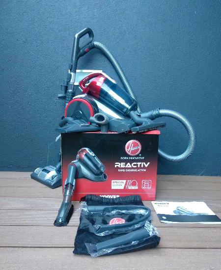 Aspirador hoover rc52se home & car 4a+