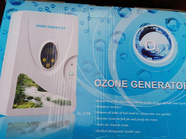 Gerador de ozono para água