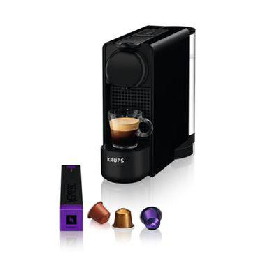 Maquina café nespresso essenza plus c45 black