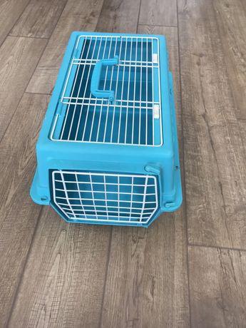 Caixa para transporte de animais de estimação