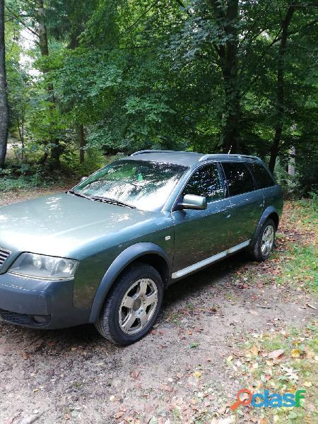 Audi А6 Quadro 2.7 Alroid