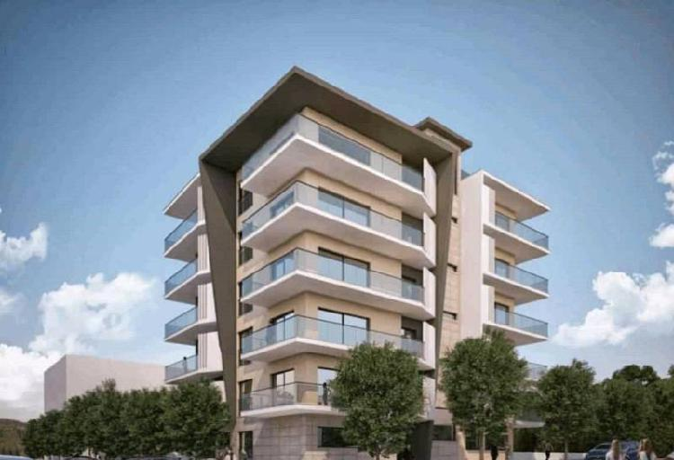 Apartamento t1 novo com garagem, arrecadação e...