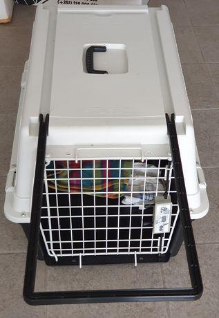 Caixa transportadora para animais